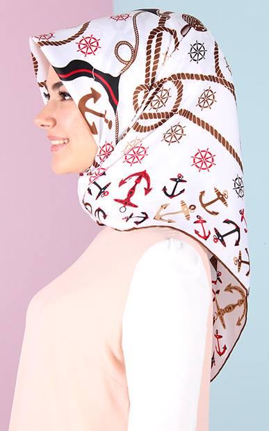 Yeni başörtüsü modelleri