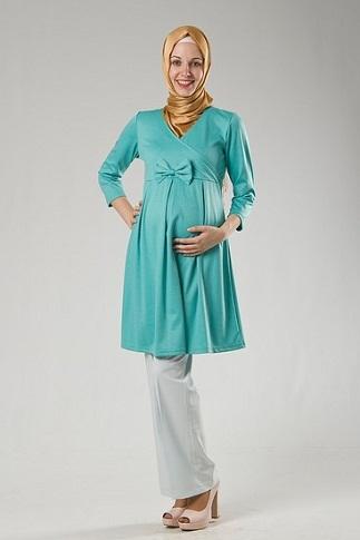 Armine tesettür hamile elbiseleri