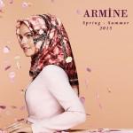 Armine ipek eşarp 2015