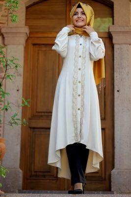 Pınar Şems yazlık tesettür kap modelleri