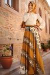Pınar şems desenli etek modelleri