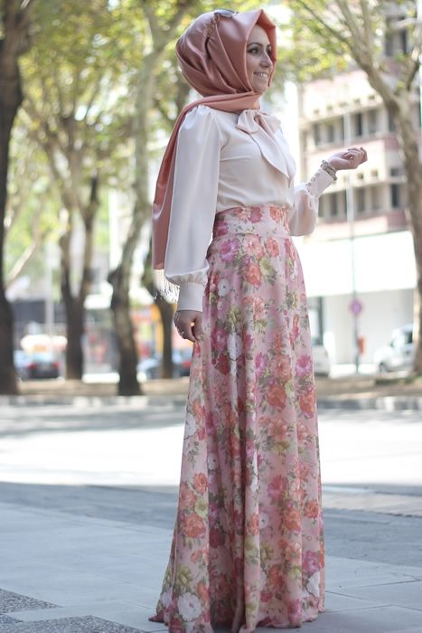 f92030d18fd3a Yazlık genç tesettür giyim modelleri