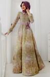 Ala tesettür Gamze Polat elbise modelleri
