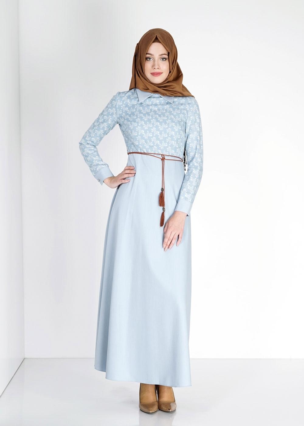 Tesettür elbise 2016