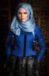 Muslima Wear tesettür ceket modeli