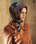 Armine yeni moda eşarp modelleri
