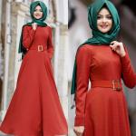 Pınar Şems taba abiye modelleri
