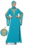 Tesettür kına elbisesi 2016