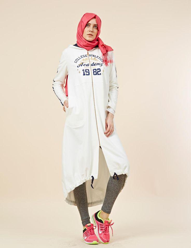 3968cad1eec89 Kayra tesettür spor giyim modelleri