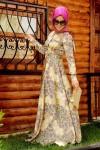 Minel Aşk marka tesettür elbise modelleri