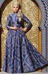 Muslima Wear desenli tesettür abiye modelleri
