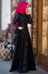Muslima Wear kışlık abiye modelleri