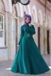 Pınar Şems petrol elbise