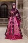 Tesettür kına kıyafetleri 2016