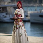 Setrms çiçekli elbise