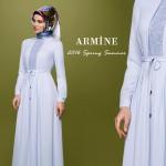 Armine kapalı elbise 2016