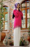 Pınar Şems bol pantolon