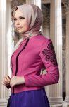 Muslima Wear genç tesettür ceket