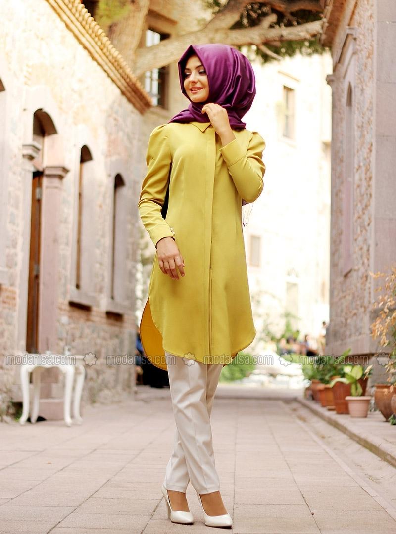 Pınar Şems kısa tunik