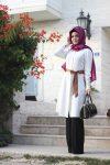 Pınar Şems uzun tunik