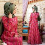 Ramazana özel genç tesettür elbise