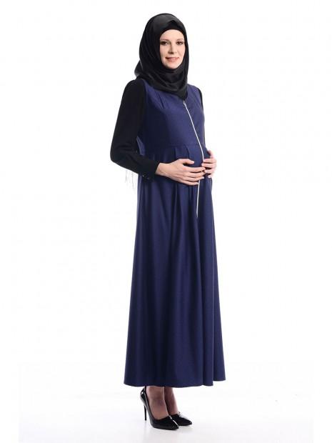 Zernişan rahat hamile elbisesi