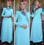Rabia Şamlı yeni elbise