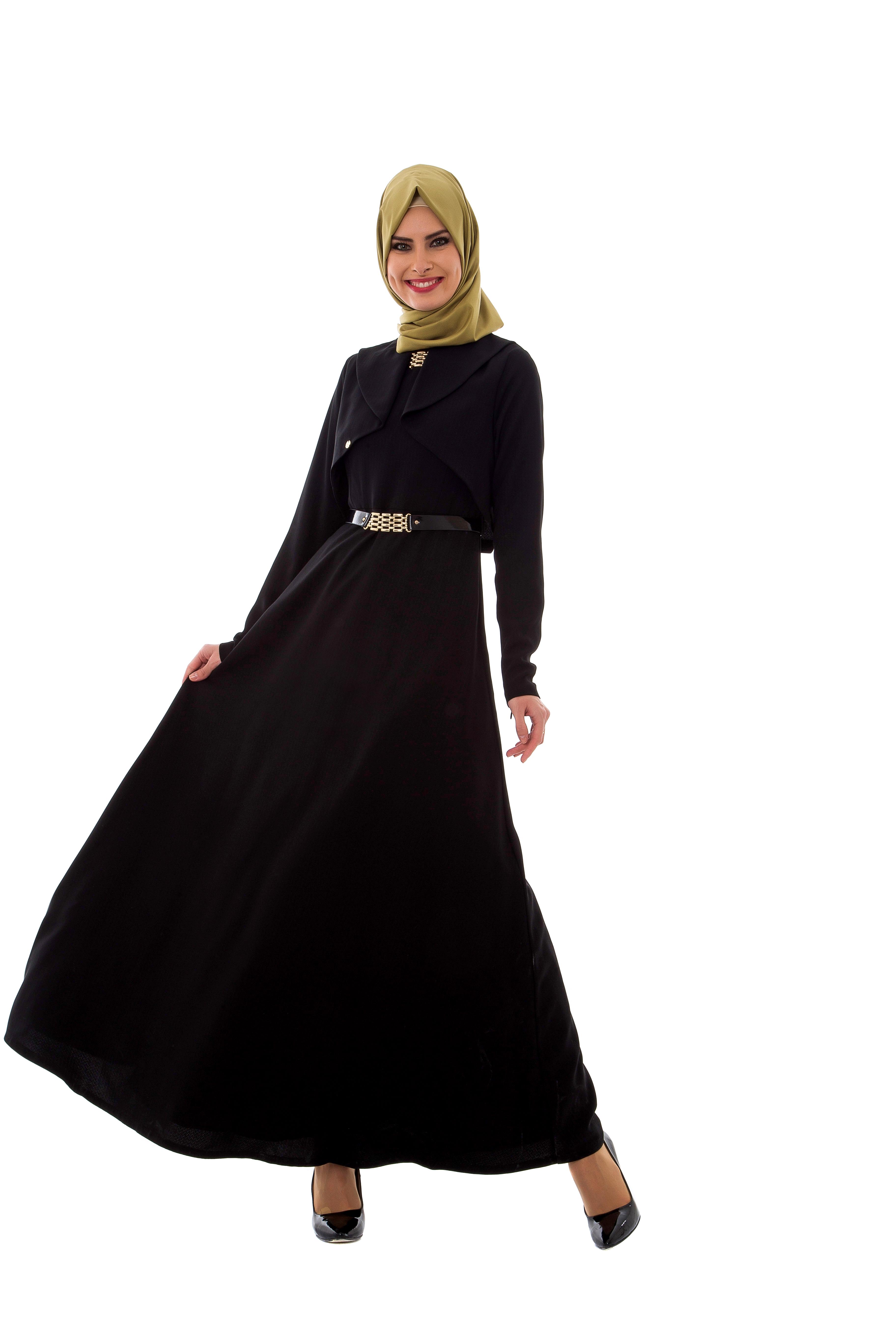 Yazlık Armine tesettür elbise