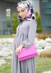 Yazlık tesettür hamile kıyafetleri