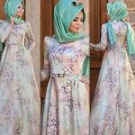 Annahar nehar elbise
