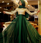 Pınar Şems genç abiye