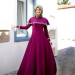 2017 Gamze Polat elbise