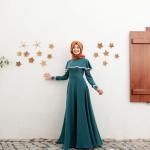 Gamze Polat 2017 elbise
