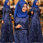 Pınar Şems gece elbisesi