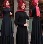 Yeni örtunenler için elbise