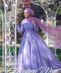 2017 Muslima Wear elbise