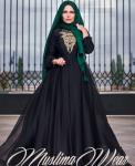 Muslima Wear 2017 abiye