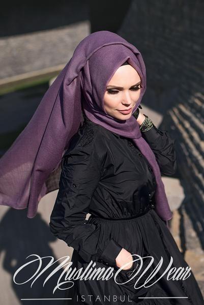 Muslima Wear yeni sezon şal