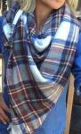 Yeni trend battaniye şal