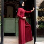 Pınar Şems kırmızı tulum