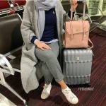 Tesettür seyahat kıyafetleri