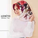 Armine 2017 ilkbahar eşarp