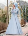 2017 Gamze Özkul elbise