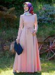 Kübra Biriktir 2017 elbise