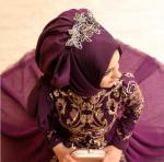 Pınar Şems pırıltılı abiye