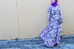 Yazlık Kloş elbise