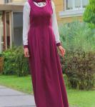2017 Jile elbise