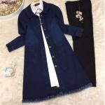 Yeni trend kot ceket