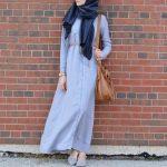Basic genç tesettür elbise