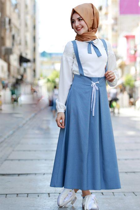Yazlık salopet elbise